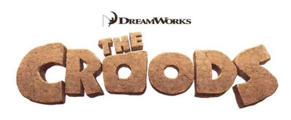 The Croods movie logo 2013