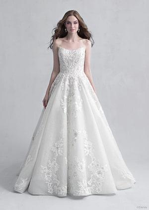 Aurora Platinum Collection Wedding Dress