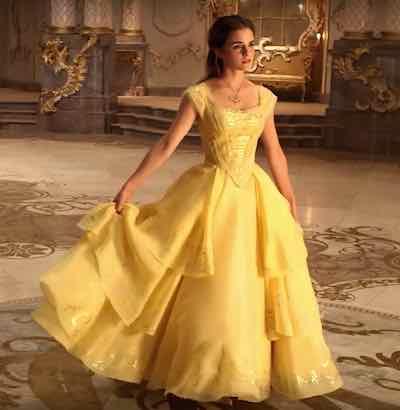 Belle Live Action Disney Princess