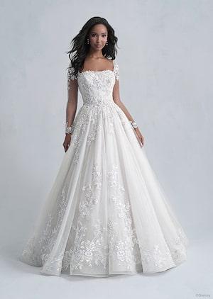 Belle Platinum Collection Wedding Dress