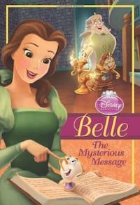 Belle The Mysterious Message Disney Princess Chapter Book