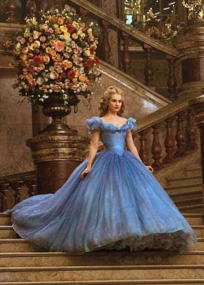 Cinderella Live Action Disney Princess