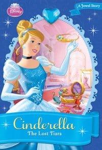 Cinderella The Lost Tiara Disney Princess Chapter Book A Jewel Story