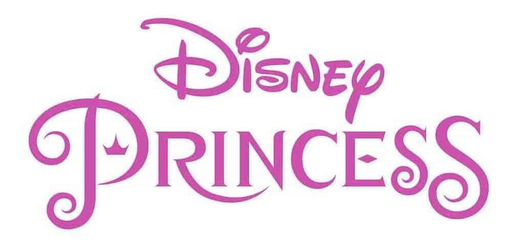 Disney Princess Logo Princess Line