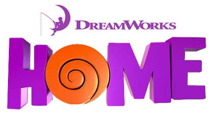 DreamWorks Home movie logo