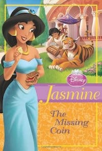 Jasmine The Missing Coin Disney Princess Chapter Book