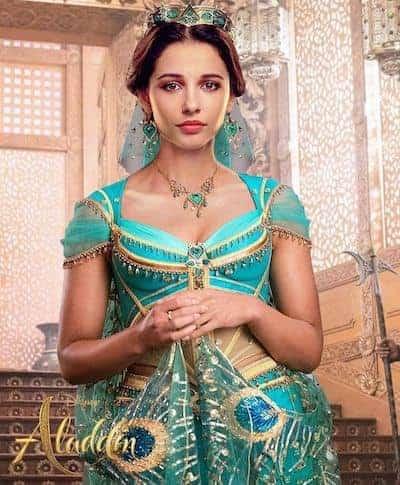 Jasmine Live Action Disney Princess