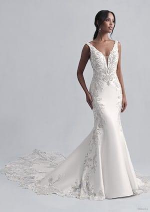 Jasmine Platinum Collection Wedding Dress