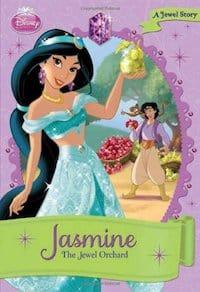 Jasmine The Jewel Orchard Disney Princess Chapter Book A Jewel Story