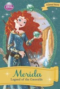 Merida Legend of the Emeralds Disney Princess Chapter Book A Jewel Story