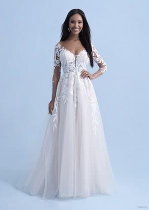 Pocahontas Standard Collection Wedding Dress