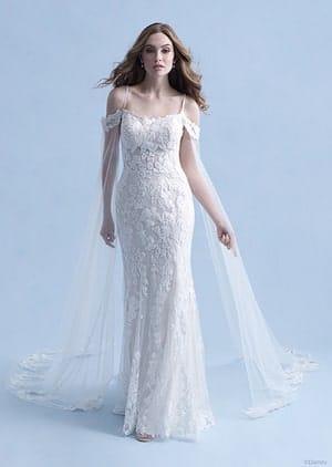 Rapunzel Standard Collection Wedding Dress